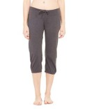 0816 Bella + Canvas Ladies' Capri Scrunch Pant