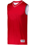 153 Augusta Sportswear Youth Reversible Two-Color Sleeveless Jersey