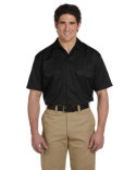 1574 Dickies Men's 5.25 oz./yd² Short-Sleeve Work Shirt