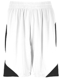 1733 Augusta Sportswear Adult Step-Back Basketball Shorts