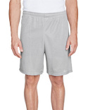 1848 Augusta Sportswear Adult Longer Length Tricot Mesh Short