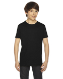 2201W American Apparel Youth Fine Jersey Short-Sleeve T-Shirt