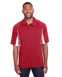 222530 Holloway Men's Avenger Short-Sleeve Polo