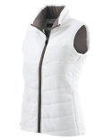 229314 Holloway Ladies Full Zip Admire Vest