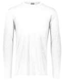 3076 Augusta Sportswear Youth 3.8 oz., Tri-Blend Long Sleeve T-Shirt