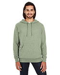 321H Threadfast Apparel Unisex Triblend French Terry Hoodie