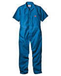 33999 Dickies Men's 5 oz. Short-Sleeve Coverall