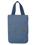 343 Comfort Colors Canvas Field Bag