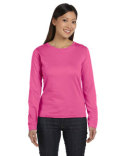 3588 LAT Ladies' Premium Jersey Long-Sleeve T-Shirt