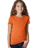 3712 Next Level Youth Princess CVC T-Shirt