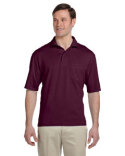 436P Jerzees Adult 5.6 oz. SpotShield™ Pocket Jersey Polo