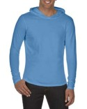 4900 Comfort Colors Adult Heavyweight RS Long-Sleeve Hooded T-Shirt