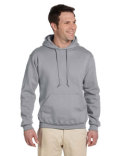 4997 Jerzees Adult 9.5 oz., Super Sweats® NuBlend® Fleece Pullover Hood