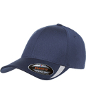 5006 Flexfit Adult with Cut & Sew on Visor Cap