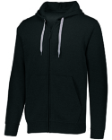 5418 Augusta Sportswear Adult 60/40 Fleece Full-Zip Hooded Sweatshirt