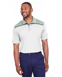 596805 Puma Golf Men's Bonded Colorblock Polo