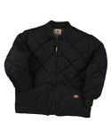 61242T Dickies Diamond Quilted Nylon Jacket