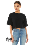 6482 Bella + Canvas FWD Fashion Ladies' Jersey Cropped T-Shirt
