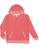 6779 LAT Adult Harborside Melange French Terry Hooded Sweatshirt