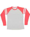 6934 LAT Men's Gameday Mash-Up Long Sleeve Fine Jersey T-Shirt