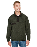 7352 Dri Duck Denali Mélange Mountain Fleece Pullover