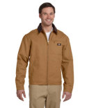 758 Dickies 10 oz. Duck Blanket Lined Jacket