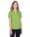 78632 North End Ladies' Recycled Polyester Performance Piqué Polo