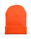 8130 UltraClub Adult Knit Beanie with Cuff