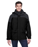 88006 North End Adult 3-in-1 Two-Tone Parka