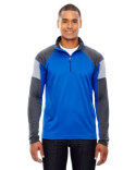 88214 North End Men's Quick Performance Interlock Quarter-Zip
