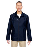 88218 North End Men's Excursion Ambassador Lightweight Jacket with Fold Down Collar