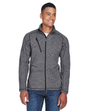 88669 North End Men's Peak Sweater Fleece Jacket