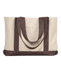 8869 Liberty Bags Leeward Canvas Tote