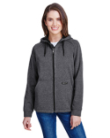 9571 Dri Duck Ladies' Parker Fleece