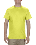 AL1901 Alstyle Adult 5.1 oz., 100% Cotton T-Shirt