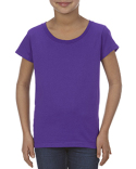 AL3362 Alstyle Girls' 4.3 oz., Ringspun Cotton T-Shirt