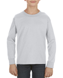 AL3384 Alstyle Youth 6.0 oz., 100% Cotton Long-Sleeve T-Shirt