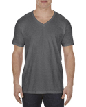 AL5300 Alstyle Adult 4.3 oz., Ringspun Cotton V-Neck T-Shirt