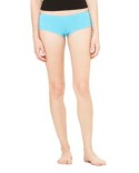 B491 Bella + Canvas Ladies' Cotton/Spandex Shortie