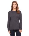 B6450 Bella + Canvas Ladies' Relaxed Jersey Long-Sleeve T-Shirt