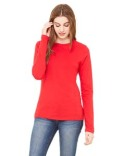 B6500 Bella + Canvas Ladies' Jersey Long-Sleeve T-Shirt