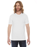 BB401W American Apparel Unisex Poly-Cotton Short-Sleeve Crewneck