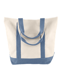 C340 Comfort Colors Canvas Heavy Tote