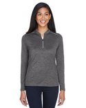 CE401W Core 365 Ladies' Kinetic Performance Quarter-Zip