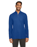 CE405 Core 365 Men's Fusion ChromaSoft™ Pique Quarter-Zip