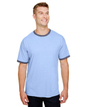 CP65 Champion Adult Triblend Ringer T-Shirt