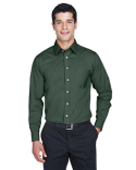 DG530 Devon & Jones Men's Crown Woven Collection® Solid Stretch Twill