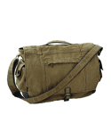 DI1036 Dri Duck Adult Messenger Bag