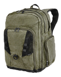 DI1039 Dri Duck Heavy Duty Traveler Canvas Backpack