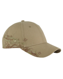 DI3303 Dri Duck Bass Structured Mid-Profile Hat